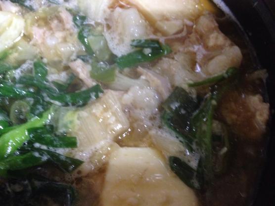 もつ鍋 レシピ