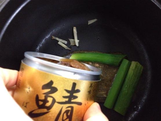 サバの缶詰