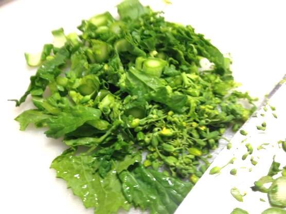 菜の花 離乳食IMG 6109