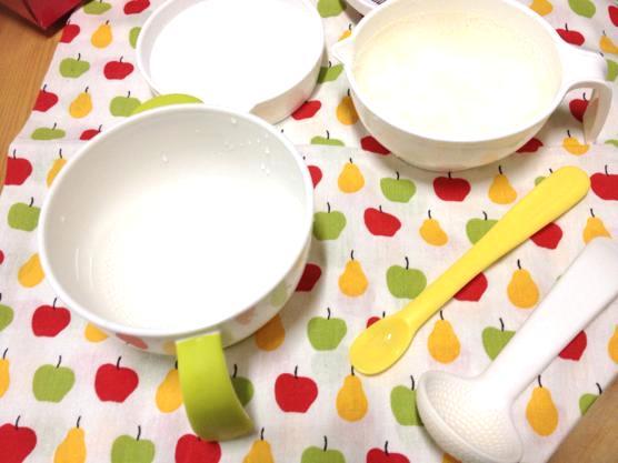 離乳食の準備でおすすめの食器や道具をブログで紹介!