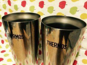 サーモス(THERMOS)のタンブラーはパスタレシピとキッチンにオススメ