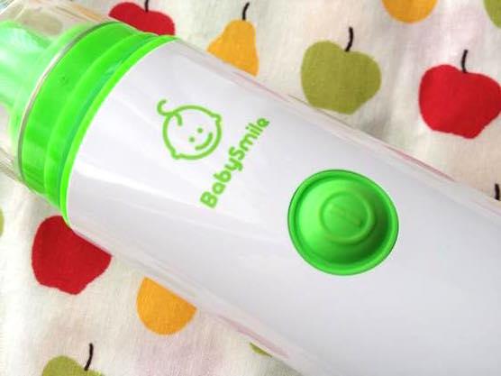 赤ちゃんの鼻水をベビースマイルでうまく吸うコツ