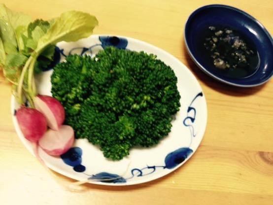 バーニャカウダ レシピ IMG 9579