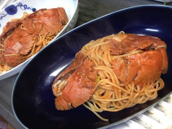 ウチワエビ 使い方 レシピ IMG 0905