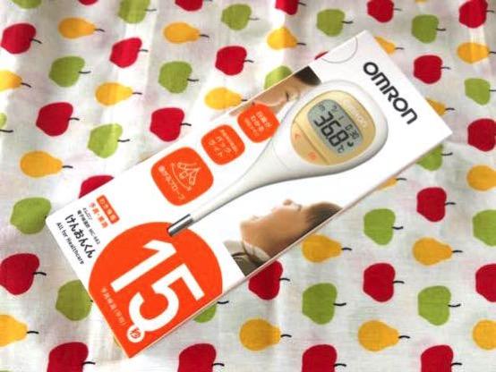 赤ちゃん 体温計 おすすめ 口コミIMG 4241
