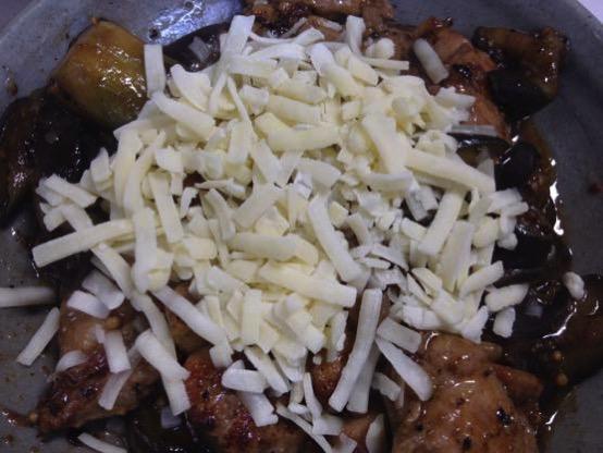 ナス チーズ かんたん レシピ IMG 3325