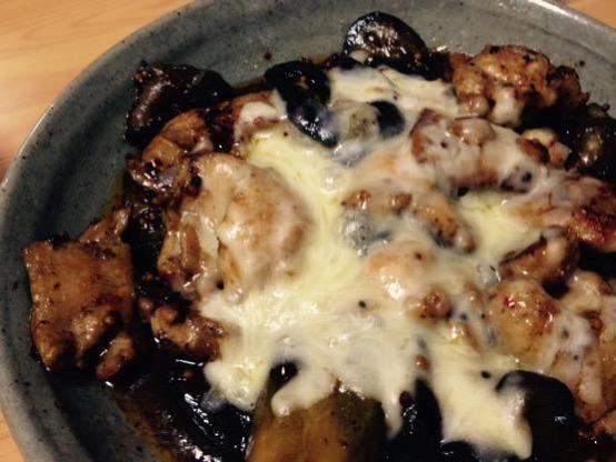 ナス チーズ かんたん レシピ IMG 3343