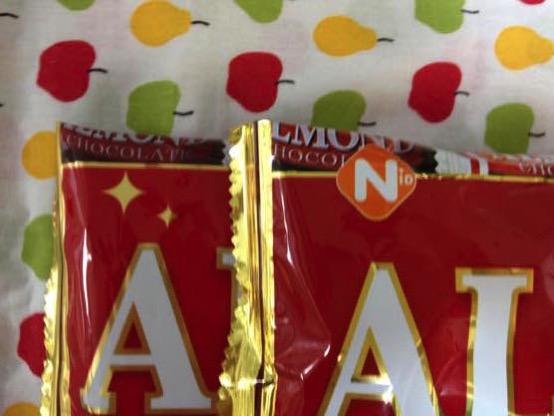 チョコレート 内容量 IMG 3386