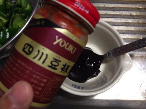 甜麺醤 レシピ 豚肉IMG 4615