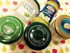 市販のバジルソース(瓶詰め)でパスタをおいしく作る方法・レシピ