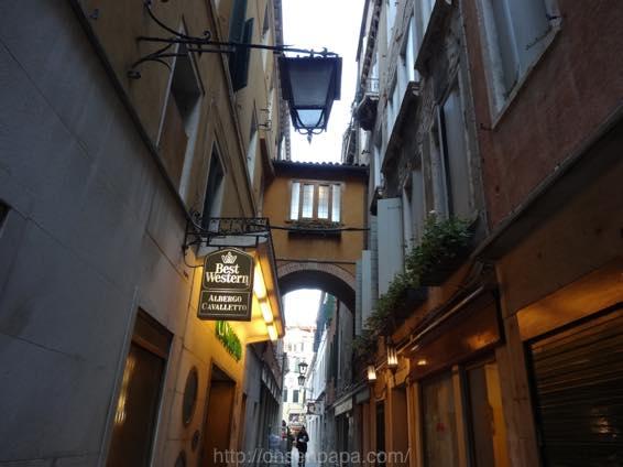 ベネチア 新婚旅行 00155