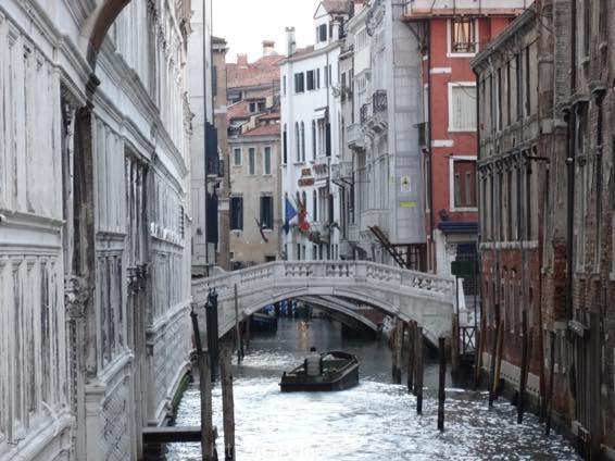 ベネチア 新婚旅行  3837