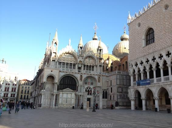 ベネチア 新婚旅行  3764