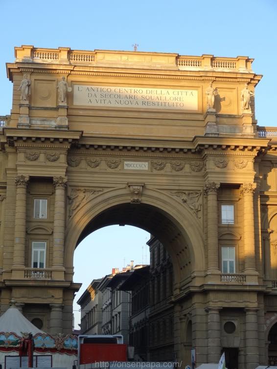 フィレンツェ 観光 おすすめ  01374