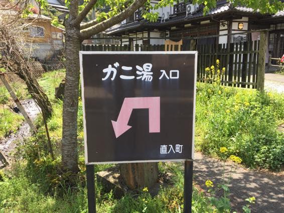 長湯 ガニ湯 入り方 IMG 6362