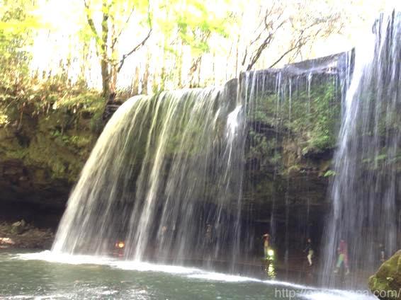 熊本 滝 小国 鍋ヶ滝IMG 4800