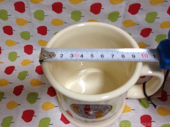 スタバ マグカップ 値段 パイクプレイス  IMG 6833