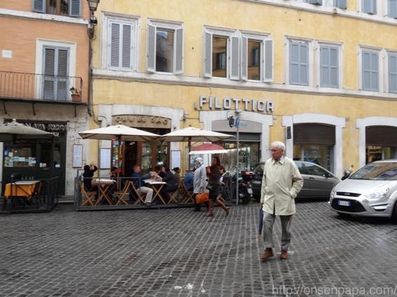 ローマ イタリア 新婚旅行 パスタ 02687 1024