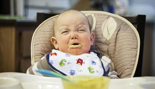 赤ちゃんの離乳食 初期(5,6ヶ月)の進め方が5分で読める!