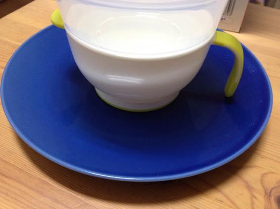 離乳食 初日 量  IMG 0429