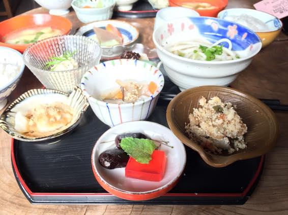 ほのぼの茶屋 えっちゃん食堂 耶馬渓 紅葉 IMG 3065 2