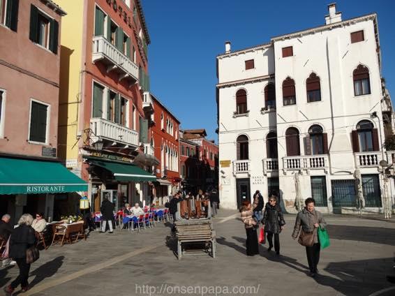 ベネチア 観光 おすすめ スポット  3fb