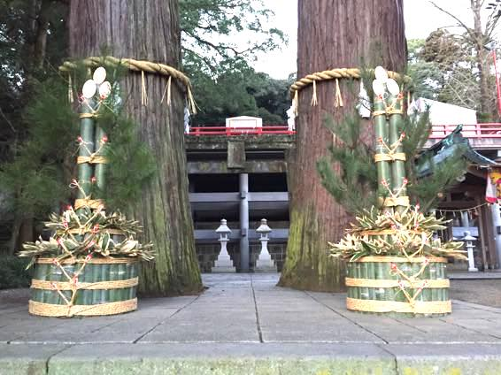 別府 朝見神社 初詣 IMG 4510