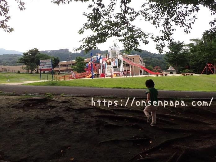 別府 鉄輪地獄地帯公園   P6200002