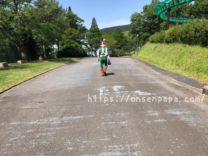 仮面ライダーV3 仮面ライダーショー IMG 2784