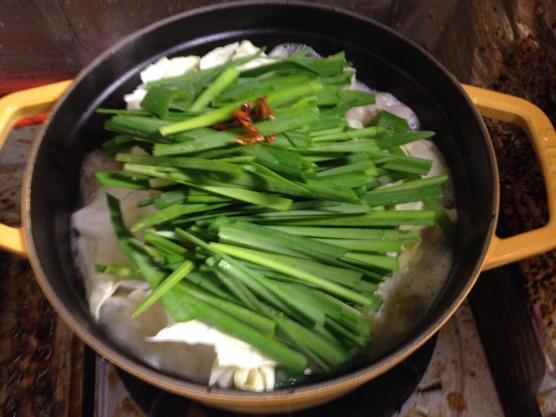 もつ鍋 レシピ21