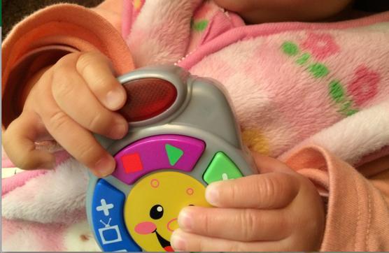 赤ちゃん リモコン2