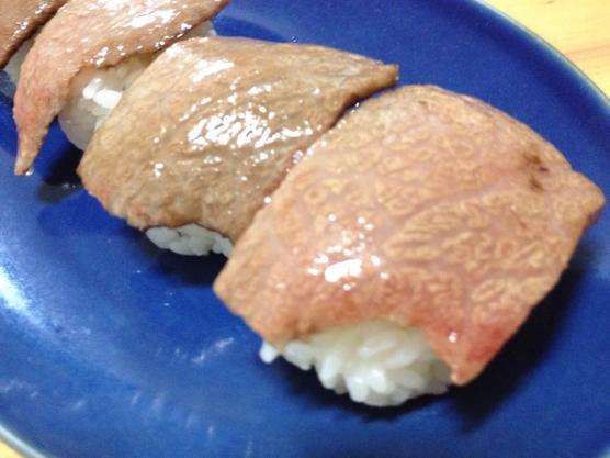 炙り 牛肉15
