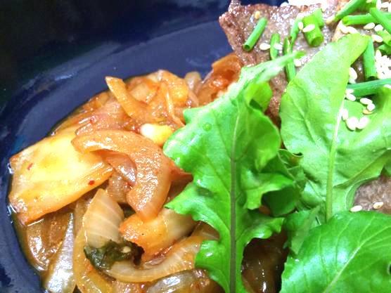 焼き肉丼レシピ36