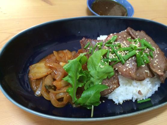焼き肉丼レシピ41