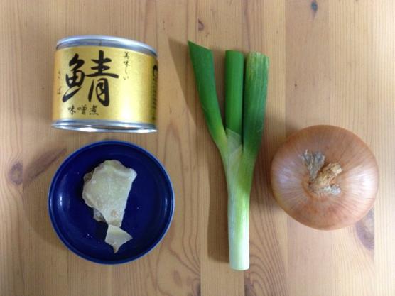 サバの缶詰 レシピ9580