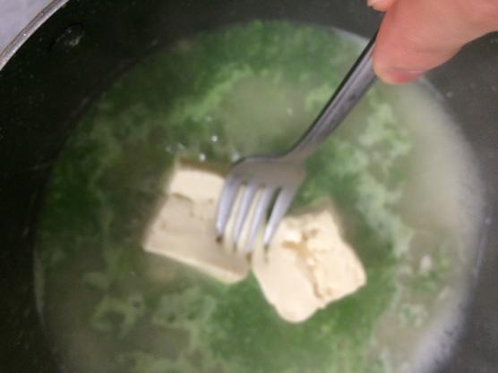 青梗菜 離乳食620