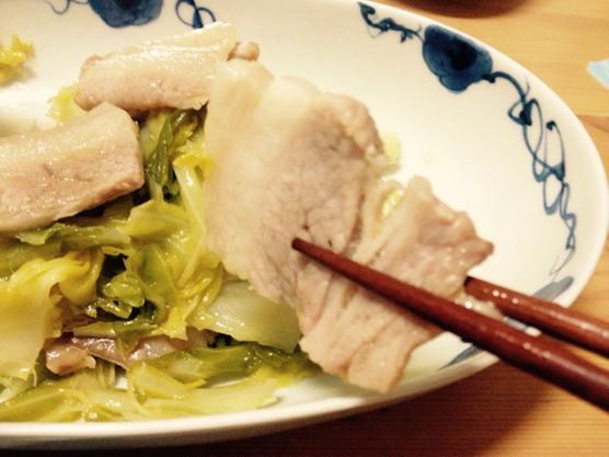 豚肉 キャベツ レシピIMG 6596