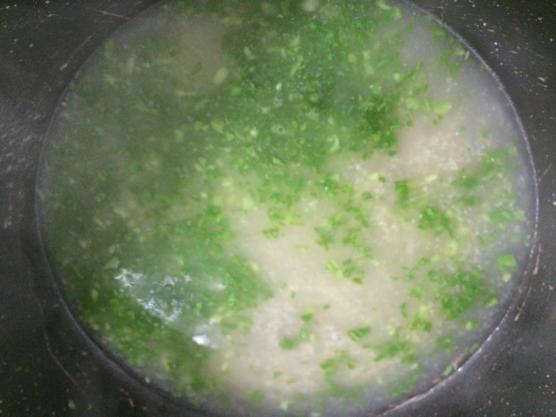 青梗菜 離乳食590