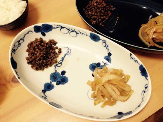 レンズ豆 レシピIMG 6307