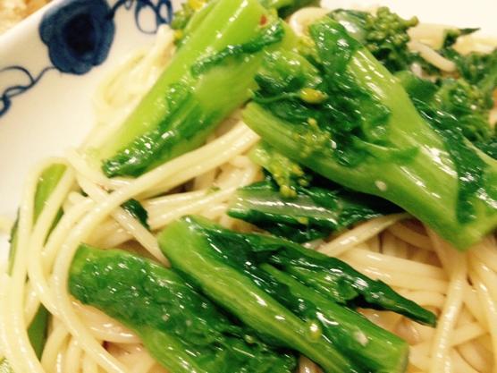 菜の花 レシピIMG 6249