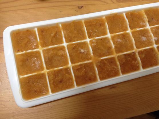 離乳食 アレンジレシピIMG 6798