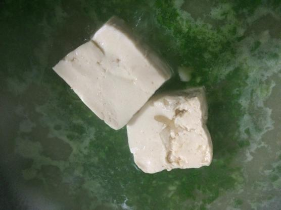 青梗菜 離乳食610