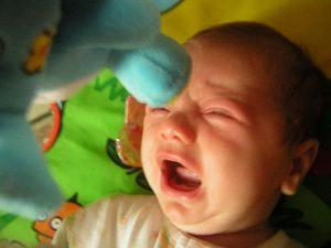 赤ちゃんが嫌がることを楽しみに変える方法