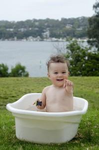 赤ちゃんの温泉はいつから大丈夫?おすすめの泉質や注意点