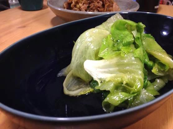 ダイエット かんたんレシピ レタスIMG 7780