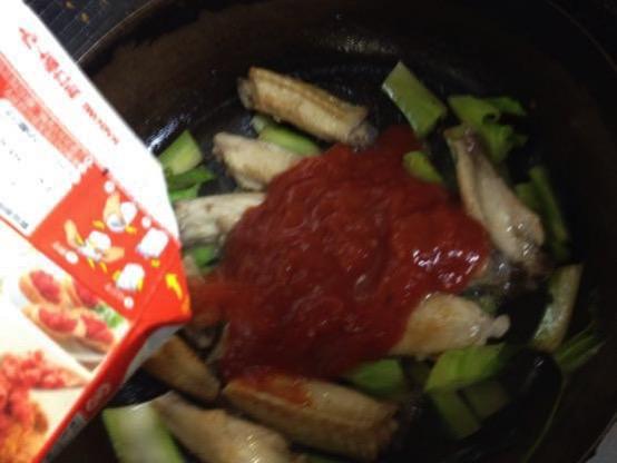 ブロッコリーの茎 食べ方1IMG 9758