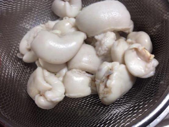 白子ポン酢 ゆで時間 レシピIMG 0012