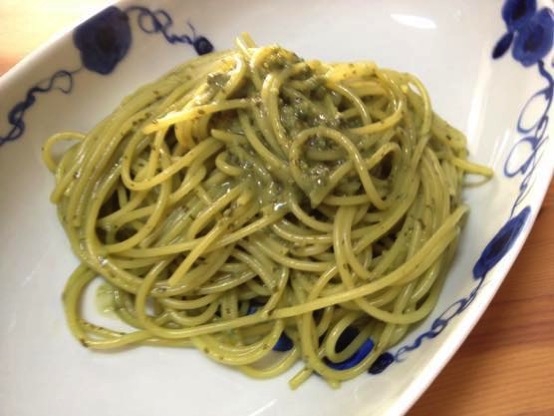 バジルソース レシピIMG 0616