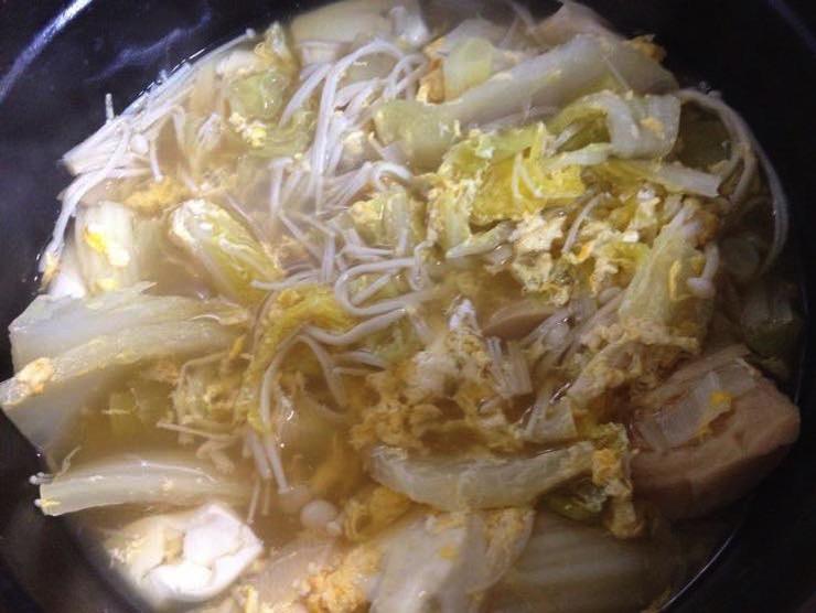 離乳食 白菜 芯 いつからIMG 0368