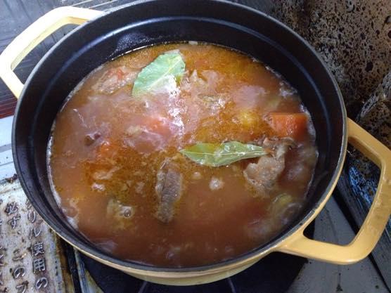 圧力鍋 カレー レシピIMG 8922